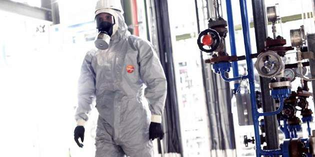 DuPont™ Tychem® garments help protect industrial and public sector workers with